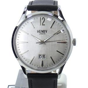 ヘンリーロンドン 腕時計 HL41-JS-0081 HENRY LONDON ピカデリー 41mm レザー 新品アウトレット|pre-ma