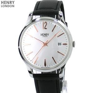 ヘンリーロンドン 腕時計 HL39-S-0005 HENRY LONDON ハイゲート HIGHGATE 39mm レザー【アウトレット-F02】|pre-ma