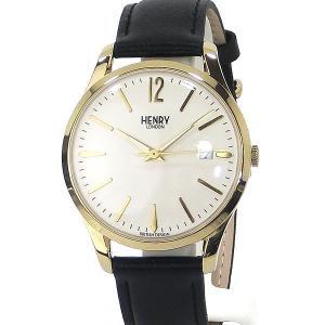 ヘンリーロンドン 腕時計 HL39-S-0010 HENRY LONDON  39mm レザー 新品アウトレット|pre-ma