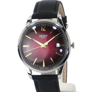 ヘンリーロンドン 腕時計 HL39-S-0095 HENRY LONDON  39mm レザー 新品アウトレット|pre-ma