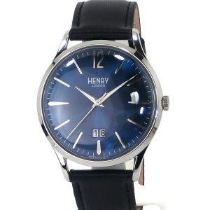 ヘンリーロンドン 腕時計 HL41-JS-0035  HENRY LONDON 41mm レザー KNIGHTBRIDGE 新品アウトレット|pre-ma