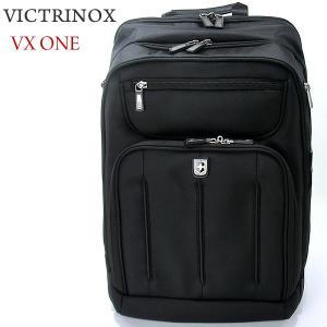 ★クーポンで1000円off ビクトリックス VICTORINOX ビジネス リュック/バックパック VX ONE 600615 ブラック|pre-ma
