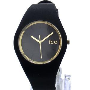 ICE WATCH アイスウォッチ ユニセックス腕時計 ICE-GLAM  GL.BK.U.S.13 ブラック/ゴールド 【アウトレット箱不良】|pre-ma