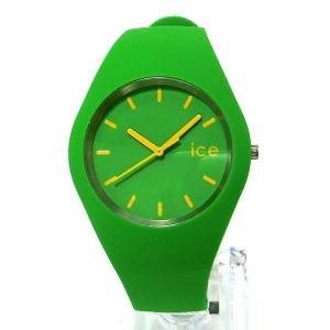 ICE WATCH アイスウォッチ ICE ユニセックス 40mm 腕時計 グリーン【アウトレット訳あり】|pre-ma
