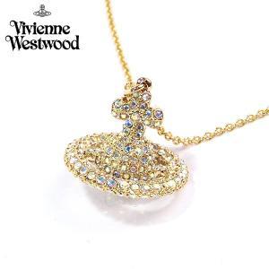 ヴィヴィアン ウエストウッド ネックレス/ペンダント 752200B/6 イエローゴールド GRACE SMALL PENDANT VIVIENNE WESTWOOD|pre-ma