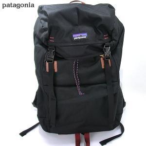 パタゴニア リュック リュックサック/バックパック 47970 ブラック patagonia ARBOR GRANDE PACK 32L|pre-ma