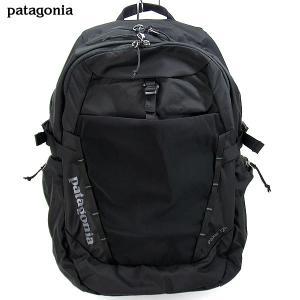 パタゴニア リュック リュックサック/バックパック  48046 ブラック patagonia PAXAT PACK 32L|pre-ma