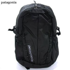 パタゴニア リュック リュックサック/バックパック 47912 ブラック patagonia REFUGIO PACK 28L|pre-ma