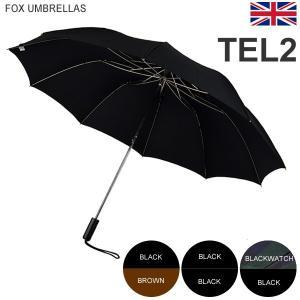 FOX UMBRELLAS フォックス アンブレラ 折り畳み傘 折畳傘 TEL2  Maple Straight Handle|pre-ma