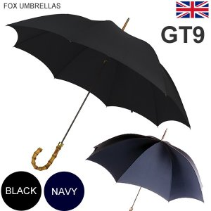 FOX UMBRELLAS フォックス アンブレラ 長傘 GT9 メンズ ワンギーハンドル Whanghee Handle|pre-ma