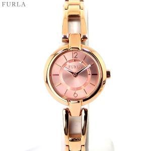フルラ 腕時計 レディース 4253106501  FURLA LINDA 25mm ローズゴールド ステンレスブレス アウトレット特価|pre-ma