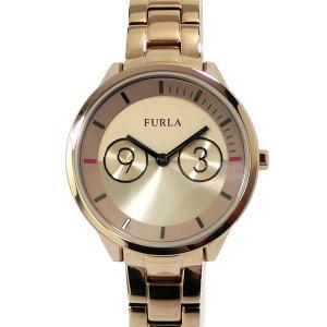 フルラ 腕時計 レディース 4253102542  FURLA METROPOLIS 31mm ローズゴールド系 ステンレス 新品アウトレット特価 B2|pre-ma