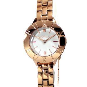 フルラ 腕時計 レディース 4253109526  FURLA CLUB 26mm ローズゴールド 替えベゼル付【新品アウトレット】|pre-ma
