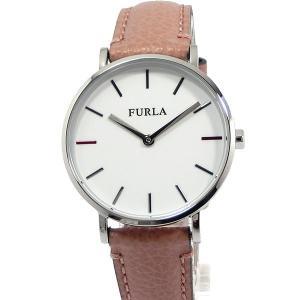 フルラ 腕時計 レディース 4251108506 33mm  FURLA GIADA SV/ピンク レザー 展示用 アウトレット特価|pre-ma
