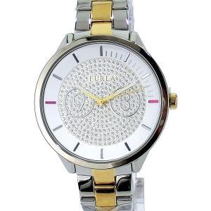 フルラ 腕時計 レディース 4253102515  FURLA METROPOLIS 38mm ゴールド/シルバー ステンレス アウトレット特価|pre-ma
