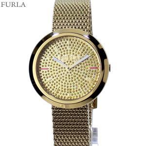 フルラ 腕時計 レディース 4253103501  FURLA VALENTINA 34mm  ゴールド ステンレス アウトレット特価|pre-ma