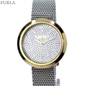 フルラ 腕時計 レディース 4253103503  FURLA VALENTINA 34mm  シルバー/ゴールド ステンレス アウトレット特価|pre-ma