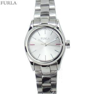 フルラ 腕時計 レディース 4253101508  FURLA EVA 25mm SV/シルバー ステンレス アウトレット|pre-ma