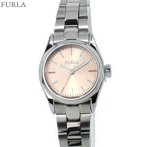 フルラ 腕時計 レディース 4253101517  FURLA EVA 25mm SV/ローズフェイス ステンレス アウトレット|pre-ma