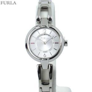 フルラ 腕時計 レディース 4253106503  FURLA LINDA 25mm  シルバー ステンレスブレス アウトレット|pre-ma