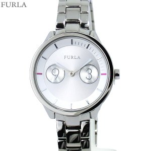 フルラ 腕時計 レディース 4253102509  FURLA METROPOLIS 31mm シルバー ステンレス アウトレット特価|pre-ma