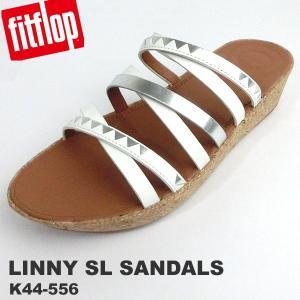 フィットフロップ  サンダル レディース fit flop FITFLOP LINNY SL SANDALS K44-556 サイズUS7/24.5cm 新品アウトレット 現品限り|pre-ma