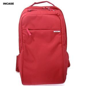 INCASE インケース バックパック/リュックサック Icon Slim Pack Nylon CL55537 レッド メンズ 決算SSP|pre-ma