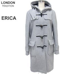 ロンドントラディション ERICA ダッフルコート ロング レディース LT-01 Pearl Grey サイズ36 新品アウトレット|pre-ma