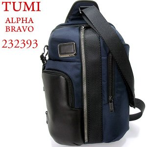 TUMI トゥミ  スミス スリング/クロスボディバッグ ALPHA BRAVO 232393 NVY ネイビー Smith Sling|pre-ma