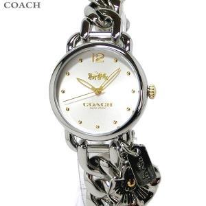 コーチ COACH  レディース腕時計 14502869  デランシー ブレスチェーン 28mm|pre-ma