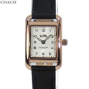 コーチ COACH  レディース 腕時計 14502451 THOMPSON トンプソン ローズゴールド/ブラックレザー|pre-ma