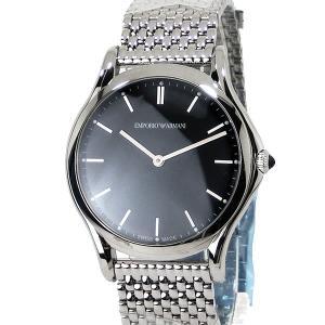 エンポリオ アルマーニ  レディース 腕時計 ARS2005 BK ステンレス EMPORIO ARMANI  SWISS MADE  新品アウトレット 決算SSP|pre-ma