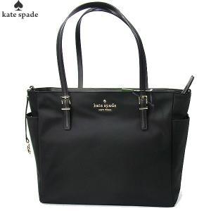 ケイトスペード バッグ KATE SPADE  トートバッグ/マザーズバッグ PXRU7645 001 ブラック ナイロン Betheny Baby Bag|pre-ma