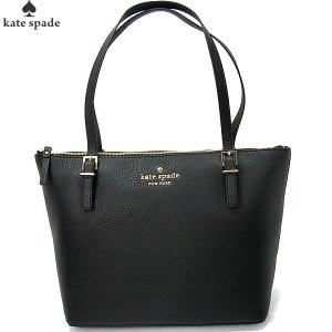 ケイトスペード バッグ KATE SPADE  トートバッグ PXRU8501 001/ブラック レザー Watson Lane Leather Small Maya|pre-ma