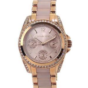 マイケルコース レディース 腕時計 MK6175 ピンクゴールド アセテート 32mm MICHAEL KORS【アウトレット展示品】|pre-ma