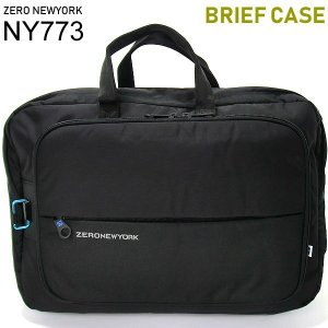 ゼロニューヨーク  ZERO NEWYORK ブリーフケース/ビジネスバッグ MIDTOWN  80773 NY773-BK ブラック 薄型 決算SSP|pre-ma