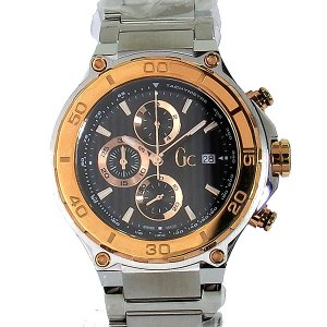 GC ジーシー メンズ腕時計 X56008G2S Gc Bold クロノグラフ ステンレス  SWISS MADE GUESS 新品|pre-ma
