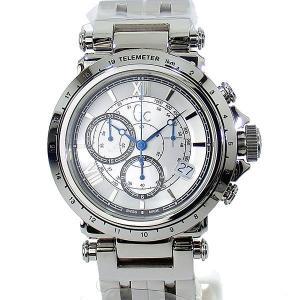 GC ジーシー メンズ腕時計 X44002G1 B1-Class クロノグラフ ステンレス  SWISS MADE GUESS|pre-ma