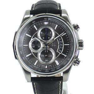 GC ジーシー メンズ腕時計 X81005G5S Gc TechnoClass クロノグラフ ブラック レザー  SWISS MADE GUESS 新品|pre-ma