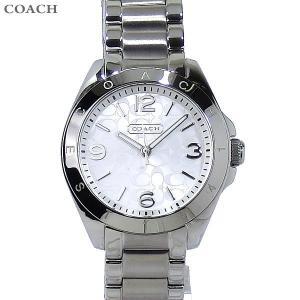 コーチ COACH  レディース 腕時計 トリステン 14501778 32mm シルバー ステンレス 新品|pre-ma
