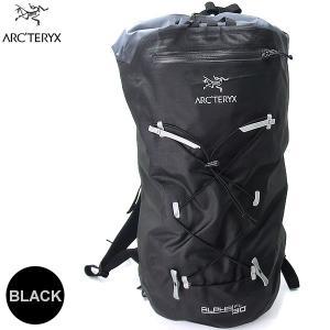 ARC'TERYX アークテリクス ALPHA アルファ FL 30 バックパック/リュック 23L 18678 ブラック|pre-ma