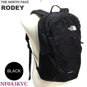 ザ・ノースフェイス リュックサック/バックパック  RODEY ロデイ NF0A3KVC JK3  ブラック THE NORTH FACE|pre-ma