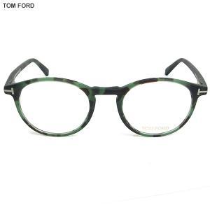 TOM FORD トムフォード 眼鏡 メガネ フレーム FT5294/V 055 グリーン 48-20-145|pre-ma
