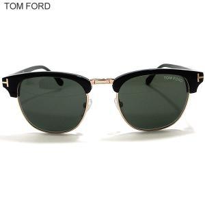 【アウトレット展示品特価】TOM FORD トムフォード サングラス FT0248/S 05N ブラック/グレー 51-21-145|pre-ma