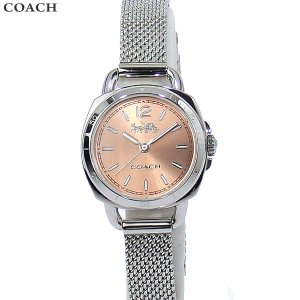 コーチ COACH  レディース 腕時計 14502631 TATUM 23mm テイタム ステンレス穴留め 新品|pre-ma