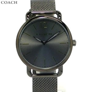 コーチ COACH  メンズ 腕時計 デランシー 14602350 ガンメタリック 40mm 決算SSP|pre-ma