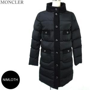 モンクレール  NIMLOTH ニムロス ダウンコート レディース 999/ブラック MONCLER【アウトレット-n32】|pre-ma