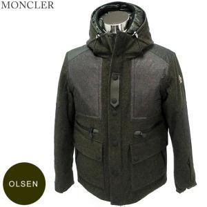 モンクレール グルノーブル OLSEN ダウン ジャケット メンズ  サイズ(3)  カラー243 MONCLER イタリア製 海外直輸入品|pre-ma
