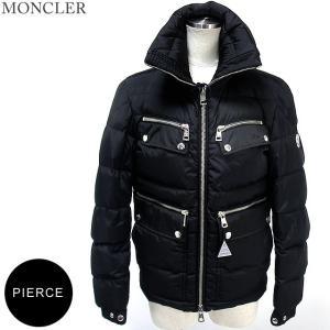 モンクレール PIERCE ダウンジャケット メンズ  999/ブラック  サイズ(0) 現品限り  MONCLER【アウトレット-n39】|pre-ma
