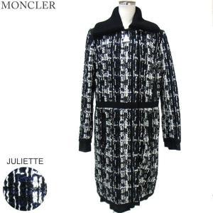 モンクレール  JULIETTE ツイード コート  レディース ウール&コットン 999 サイズ(1)限定 MONCLER【アウトレット-n25】|pre-ma